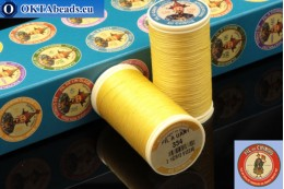 Threads Fil A Gant Au Chinois Corn (334) 0,22mm, 150m ch_GANT_334