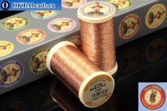 Nití Fil A Coudre Au Chinois Copper (130) 0,35mm, 100m