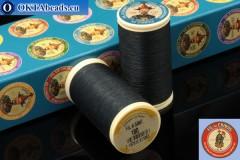 Threads Fil A Gant Au Chinois Black (180) 0,22mm, 150m