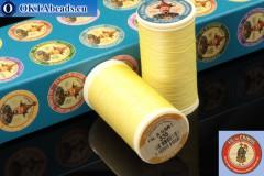 Threads Fil A Gant Au Chinois Canary (335) 0,22mm, 150m
