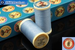Threads Fil A Gant Au Chinois Cornflower (752) 0,22mm, 150m