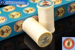 Threads Fil A Gant Au Chinois Cream (308) 0,22mm, 150m