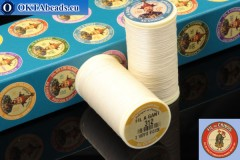 Threads Fil A Gant Au Chinois Ecru (312) 0,22mm, 150m