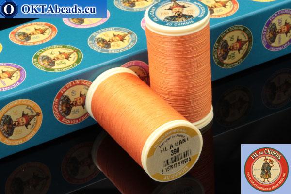 Nití Fil A Gant Au Chinois Orange (390) 0,22mm, 150m