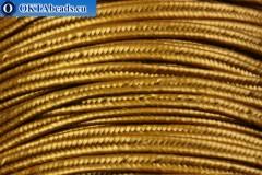 Sutaška matný zlato 1m