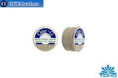 Toho One-G thread Beige 45,7m