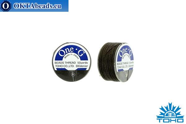Toho One-G thread Brown 45,7m OneG-7