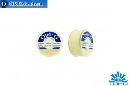Toho One-G thread Cream 45,7m OneG-13
