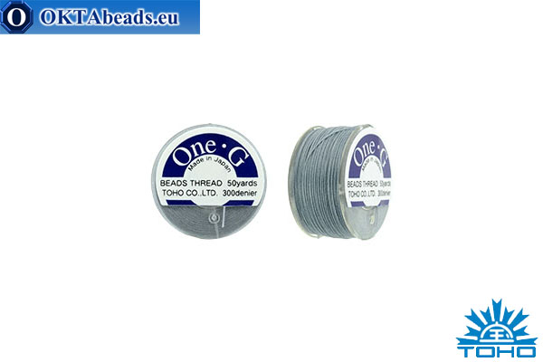 Toho One-G thread Gray 45,7m
