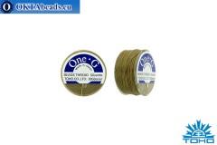 Toho One-G thread Sand Ash 45,7m