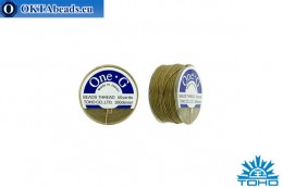 Toho One-G thread Sand Ash 45,7m OneG-8