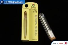 Japanese beading needles Tulip N11, 4pc