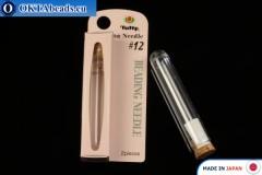 Japanese beading needles Tulip N12, 2pc