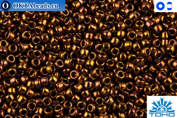 TOHO Beads Olympic Bronze (224) 11/0