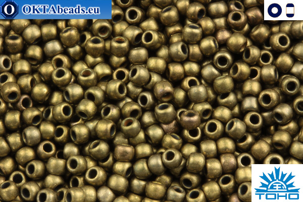 TOHO Beads Bronze Antique Gold (225) 15/0