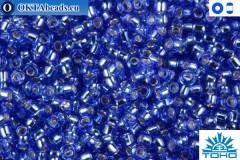 TOHO Beads Silver-Lined Sapphire (35) 11/0