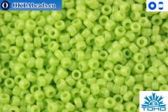 TOHO Beads Opaque Sour Apple (44) 15/0