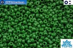 TOHO Beads Opaque Pine Green (47H) 11/0