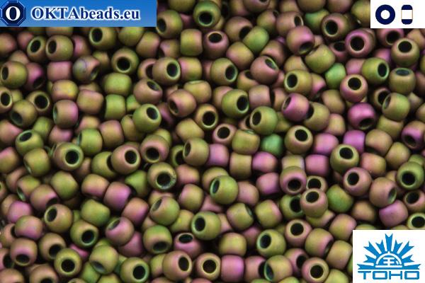 TOHO Beads Matte-Color Cassiopeia (708) 15/0