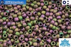 TOHO Beads Matte-Color Iris Violet (709) 15/0