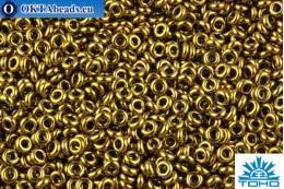 TOHO Beads Demi Round Antique Bronze (223) 8/0