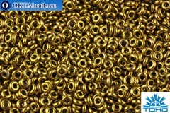 TOHO Beads Demi Round Antique Bronze (223) 8/0