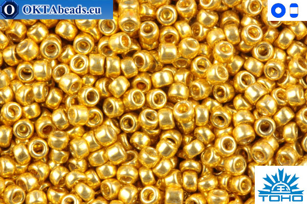 Toho Beads Galvanized Starlight (557) 15/0 TR-15-557