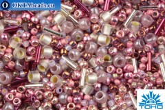 TOHO Beads Mix Hime- Pink Mix (3215)