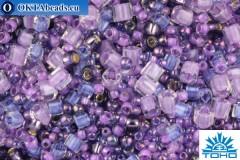 TOHO Beads Mix Kawaii - Purple/Green(3207) TX-01-3207