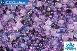 TOHO Beads Mix Kawaii - Purple/Green(3207) TX-01-3207