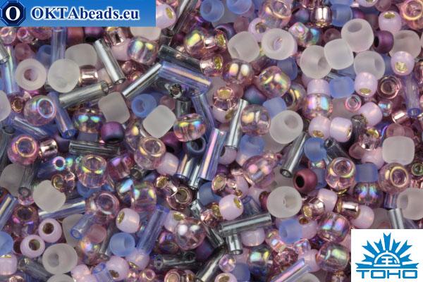TOHO Beads Mix Kimono- Lilac Mix (3216) TX-01-3216