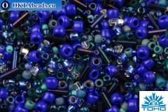 TOHO Beads Mix Mahou- Blue/Green Mix (3224)