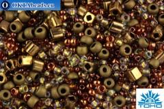 TOHO Beads Mix Ocha - Bronze(3205) TX-01-3205