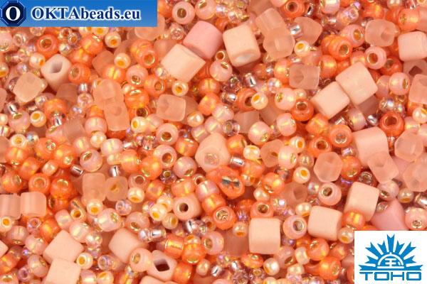 TOHO Beads Mix Piichi - Peach(3202) TX-01-3202