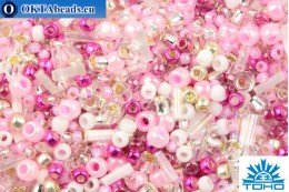 TOHO Beads Mix Sakura- Cherry Mix (3214) TX-01-3214