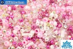 TOHO Beads Mix Sakura- Cherry Mix (3214)
