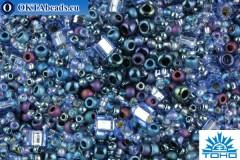 TOHO Beads Mix Yumi - Periwinkle(3204) TX-01-3204