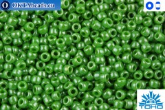 TOHO Beads Opaque-Lustered Mint Green (130) 11/0