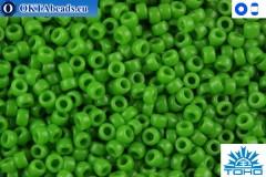 TOHO Beads Opaque Mint Green (47) 15/0