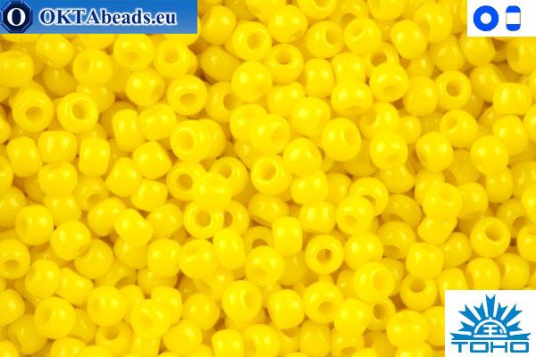 Toho Beads Opaque Sunshine (42B) 11/0