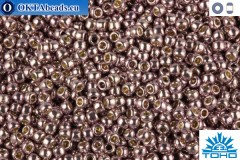 TOHO Beads Permanent Finish - Galvanized Lilac (PF554) 11/0