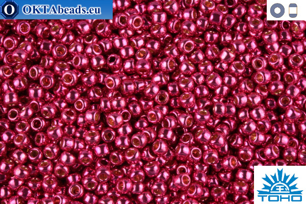 TOHO Beads Permanent Finish - Galvanized Orchid (PF563) 11/0