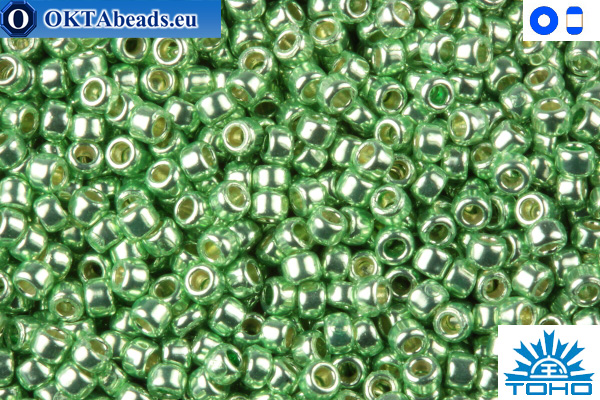 TOHO Beads Permanent Finish - Galvanized Sea Foam (PF560) 11/0