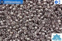 TOHO Beads Silver-Lined Luster Med Amethyst (1010) 15/0