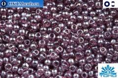 TOHO Beads Trans-Lustered Med Amethyst (110B) 11/0