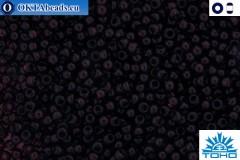 TOHO Beads Transparent Amethyst (6C) 15/0