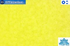 TOHO Beads Transparent-Frosted Lemon (12F) 11/0
